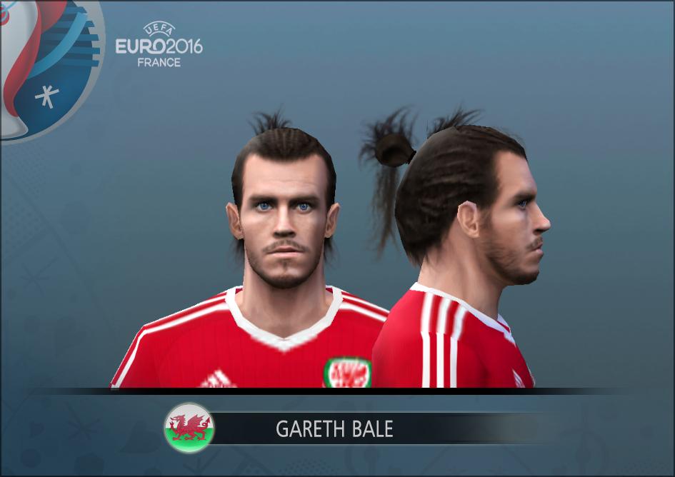 فیس جدید Bale برای PES 2006