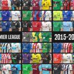 دانلودکیت پک کامل لیگ برتر انگلیس 2015/16 برای PES 2016