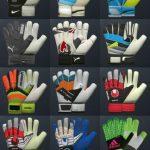 مینی پک دستکش دروازبانی برای PES 2016