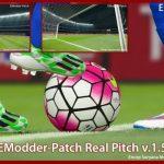 دانلود پچ گرافیکی EModder ورژن 1.5 برای PES 2016
