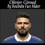 دانلود فیس جدید Giroud برای PES 2016