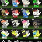 مینی پک دستکش دروازبانی جدید برای PES 2016