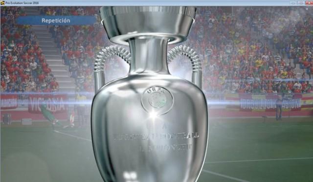 اسکوربورد جدید یورو 16 برای PES 2016