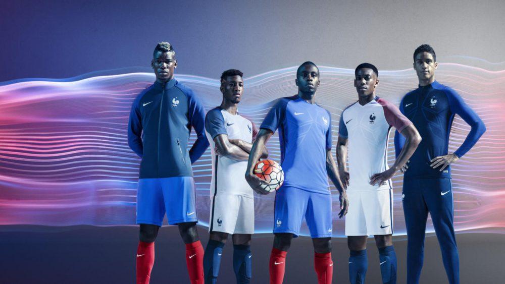 فیس پک کامل تیم ملی فرانسه یورو 16 برای PES 2016