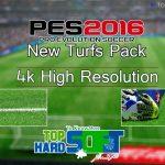 پک چمن جدید با کیفیت 4k برای PES2016