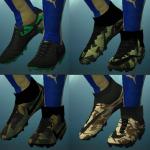 کفش های طر ح ارتشی نایک برای pes2010