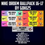 Nike Ordem Ballpack 16-17 برای PES2013