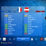 منوی گرافیکی جدید یورو 2016 برای PES 2013