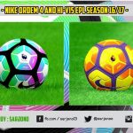 توپ های جدید لیگ برتر انگلیس فصل 2016/2017 برای  PES2016