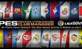 دانلود بازی اندروید PES Club Manager
