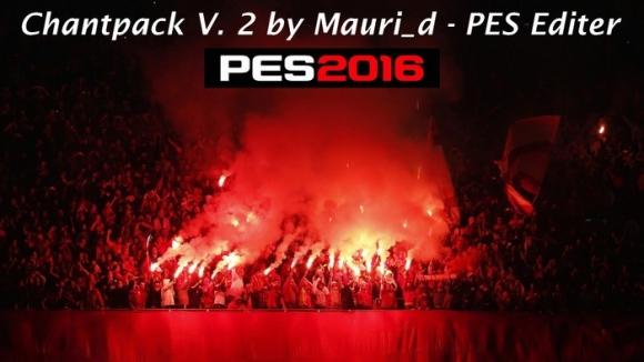پک تشویق تماشاگران برای PES 2016