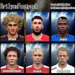 فیس پک یورو 2016 ورژن 2 برای PES 2016