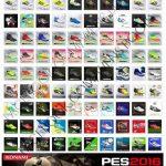 پک کفش جدید ورزن 5 برای PES 2016