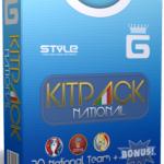 کیت پک تیم های ملی برای PES 2016 نسخه 3.2