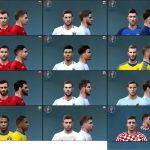 فیس پک یورو 2016 ورژن 3 برای PES2006