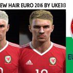 فیس و موی جدید آرون رمزی در یورو 2016 برای PES2013