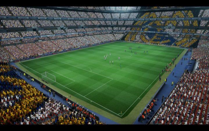 طرح تماشاگران رئال مادرید برای PES 2013
