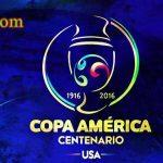اینترو و استارت اسکرین (Copa America (HD برای PES 2016