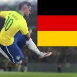 گزارش و زبان آلمانی برای Pes 16