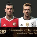 فیس پک جدید PES 2010