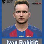 فیس و مو جدید بازیکن Rakitic برای Pes 2016