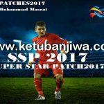 پچ Super Star Patch 2017 برای PES6 (درخواستی کاربران)
