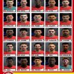 دانلود فیس پک تیم لیورپول فصل 2016/17 برای Pes 2013