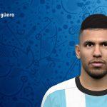 فیس جدید Aguero (کوپا) برای PES 2016