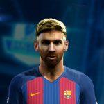 فیس و موی جدید بازیکن Messi برای Pes 2013