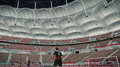 استادیوم فونته نوا آرنا برای PES2010