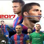 تایتل تیم بارسلونا در PES 2017 برای Pes 2013