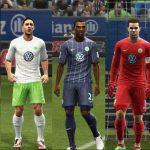 کیت پک تیم Wolfsburg فصل 2016/17 برای Pes 2013