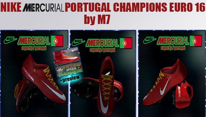 کفش قهرمانی پرتغال برای Pes 2013