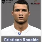 فیس جدید بازیکن Cristiano Ronaldo برای Pes 2016