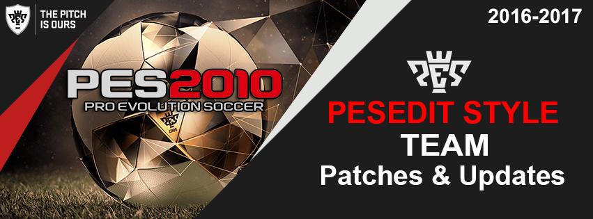 تصاویر جدید از پچ PESEdit Style v1.0 Season 2016/2017
