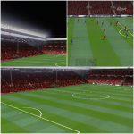 استادیوم Anfield با کیفیت HD برای Pes 2006