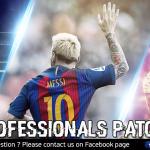 آپدیت پچ PES Professionals Patch V4.2 برای PES 2016 (لینک مستقیم)