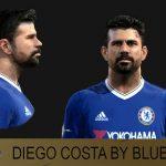 فیس و مو جدید Diego da Silva Costa برای Pes 2013