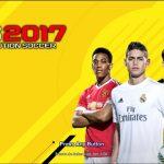 استارت اسکرین FIFA 17 برای PES 2013
