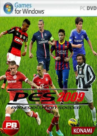 Patch Boleiros 15-16 1.0 Para برای PES2009 (درخواستی کاربران)