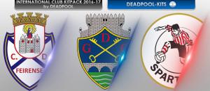 کیت پک باشگاه های جهان فصل 2016/2017 برای PES2013