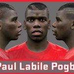 فیس و مو جدید Pogba برای Pes 2016