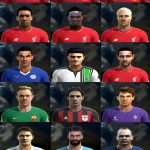 دانلود Big Facepack Volume 1 برای PES 2013