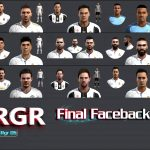 دانلود PES 2013 Final Facepack by Rgr DS
