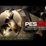 منو گرافیکی بازی Pes 2017 برای Pes 2013