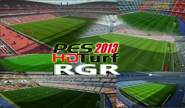 چمن HD برای Pes 2013