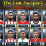 PES 2016 The Last Facepack