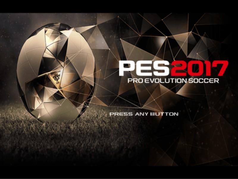 تایتل بازی Pes 2017 برای Pes 2006