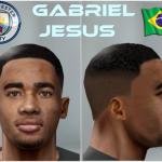 فیس Gabriel Fernando de Jesus برای PES6