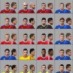 فیس پک یورو 2016 برای PES 6